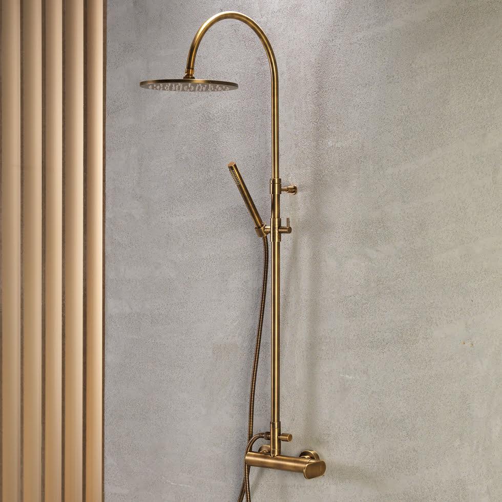 Armando Vicario: Slim 500065-221 Antique Brass