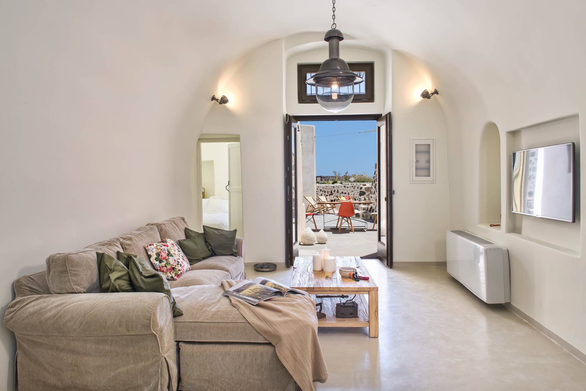 Mantilida Villa Santorini